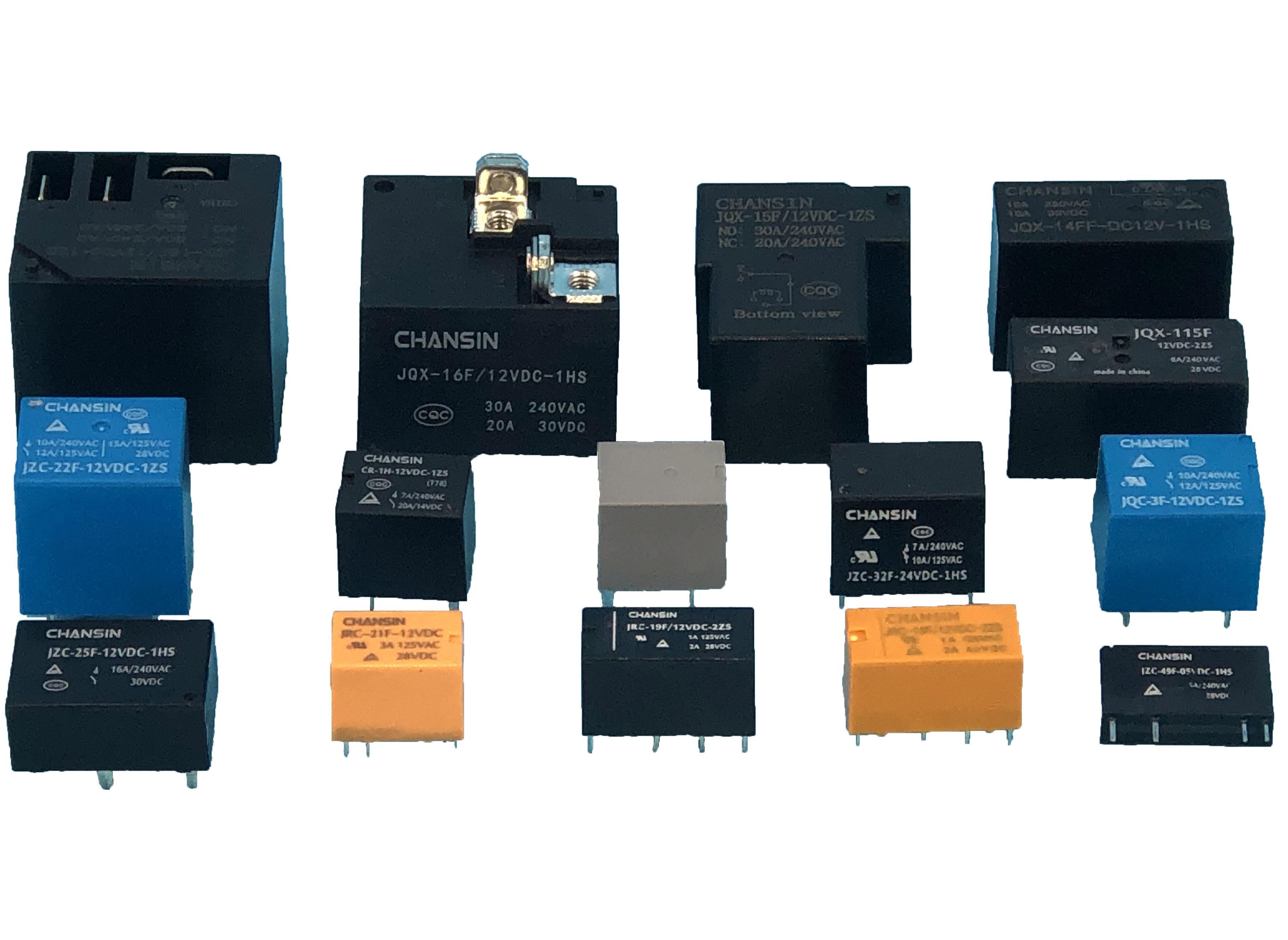 PCB板繼電器