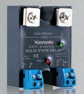 面板安裝-固態繼電器