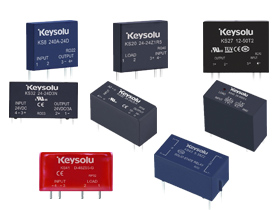 PCB板固態繼電器
